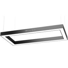 Светодиодный профильный светильник SMD-Line-4K-R1 Прямоугольник 60W 500х1000mm