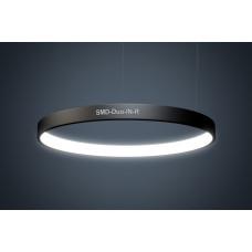 Светодиодный профильный светильник SMD-Duo-IN-R Кольцо 120W 1200 mm